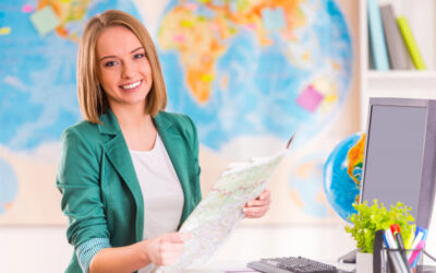 Choosing Between Travel Agents and Online Booking Tools